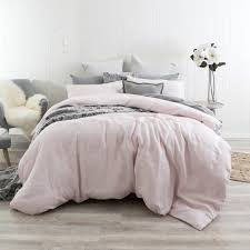 duvet covers chambray duvet cover washed linen bedding white