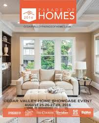 home interiors cedar falls parade of homes 2016 by waterloo cedar falls courier issuu