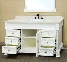 White Vanity Bathroom Adorable Single Bath Vanity Bathroom Top Katherine Single Bath