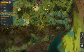 Caledon Forest Map Spelunkers Delve 2 Guild Wars 2 Life