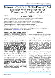 cover letter study abroad microbial production of alkaline proteases and evaluation of its perf u2026