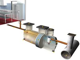 grease traps and grease management systems for safe prevention of
