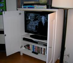 Shelves For Tv by Furniture Astounding Tv Cabinets With Doors Offer A Nice Look