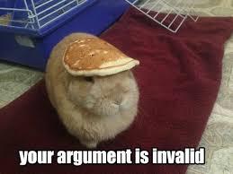 Your Argument Is Invalid Meme - your argument is invalid memes and comics