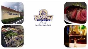 charleys boathouse grill ft myers beach fl youtube