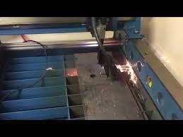 baileigh plasma table software cvt adapter plate cut out on baileigh industrial pt 22 cnc plasma
