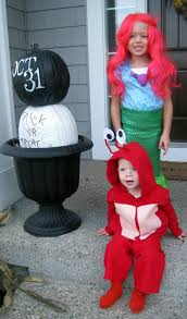 Halloween Costumes Siblings Cute Creepy Sea Costumes Lilypad Cottage