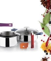batterie de cuisine cristel promotions nouveautés la boutique morcrette ustensiles de