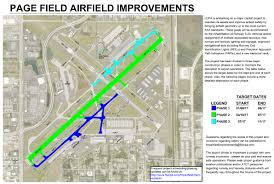 Geometry Map Project Fmy Airfield Improvements