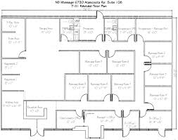 Chiropractic Floor Plans Space Plan Chiropractor Massage Office Reception Area Drs House