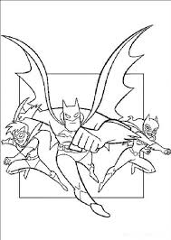 batman images print kids coloring