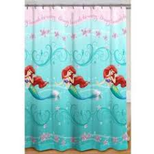 Disney Bathroom Accessories by Disney Bath Little Mermaid Shimmer And Gleam Collection