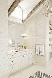 32 ways to incorporate exposed wooden beams into bathroom designs