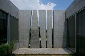 exterior wall design concrete home shows design is in the absence of details