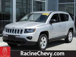 jeep compass 2014 pre owned 2014 jeep compass sport suv in the milwaukee area