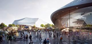 Dbox Rendering Google Glass Is Back Future Google Hq Unveiled 3d Architectural