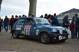 renault rally 2015 historic monte carlo rally ranwhenparked renault 5 alpine 1