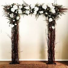 wedding arches made of branches wedding arch hire backdrops arbours weddings melbourne