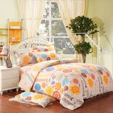 Orange King Size Duvet Covers Duvet Cover Set With Pillow Case Covers Super King Size Double