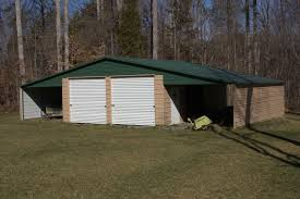 Attached Carports East Coast Barn Packages