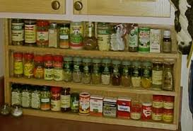 spice racks spice shelves custom spice rack