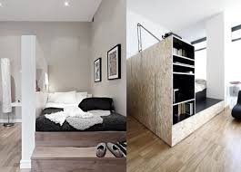 comment cr馥r une chambre dans un salon projets impressionnant creer une chambre dans un studio pic sur