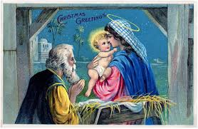 vintage christmas baby jesus image the graphics fairy