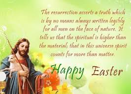 happy festival of easter wishes quotes messages sms status for