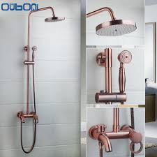 Bath Shower Mixer Set Online Get Cheap Bath Rain Shower Aliexpress Com Alibaba Group