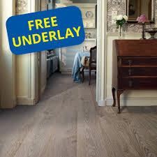 Grey Laminate Flooring Uk Quick Step Elite Ue1406 Old Oak Light Grey Laminate Flooring