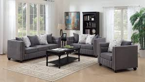 Gray Nailhead Sofa Sofa Collection U2013 Pacific Imports Inc