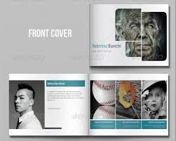 portfolio brochure template 16 cool photography brochure templates