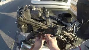 montaje del carburador de una daelim nsii 125 c c youtube