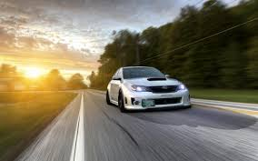 subaru sti 2016 stance subaru impreza sunlight low stance motion blur wallpapers hd