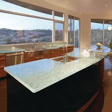 glass kitchen island 51 best unique glass kitchen counter and island tops images on