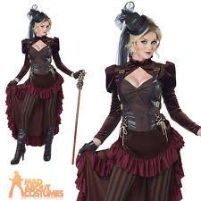 Halloween Steampunk Costumes Steampunk Costume Ebay