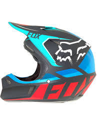 motocross helmet goggles fox grey red 2017 v3 seca mx helmet fox freestylextreme