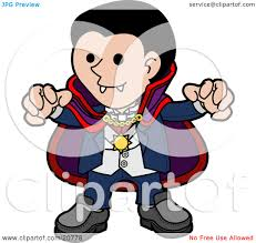 spooky clipart clipart illustration of a spooky dracula vampire in a cape