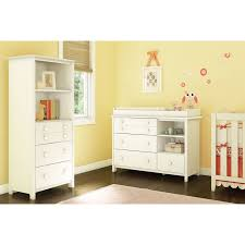 south shore little smileys changing table with removable changing