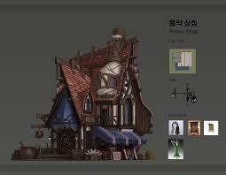 artstation 03 fang chuan environment design pinterest