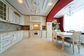 Antique Kitchen Designs Pictures Of Kitchens Traditional Off White Antique Kitchens