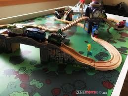 table top train set 10 best wooden train tables and sets for kids of 2017