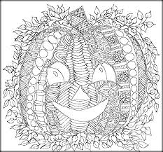 bunch ideas free printable halloween coloring pages adults