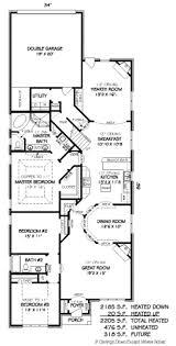 14 best floor plans images on pinterest country house plans main floor plan