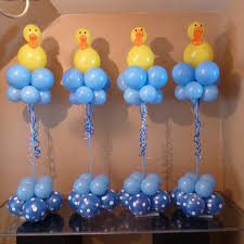 rosielloons baby shower balloons decor pinterest babies