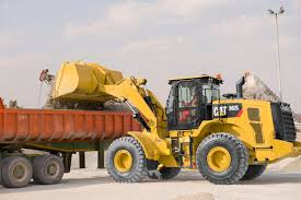 cat new 950l and 962l medium wheel loaders feature added power