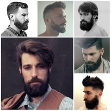 2016 men u0027s best haircuts for beards men u0027s hairstyles and
