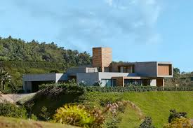 magnificent house with a 360 degree panorama