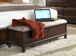 bed end storage ottoman