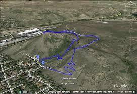 south table mountain trail go hike colorado lubahn trail south table mountain park